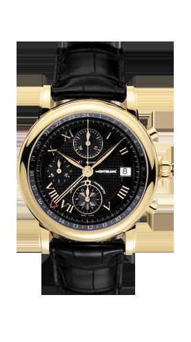 часы Montblanc Star GMT Automatic