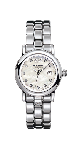 ���� Montblanc Star Mini Automatic Diamonds