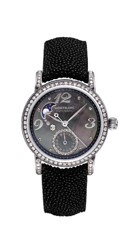 ���� Montblanc Star Lady Moonphase Automatic Diamonds