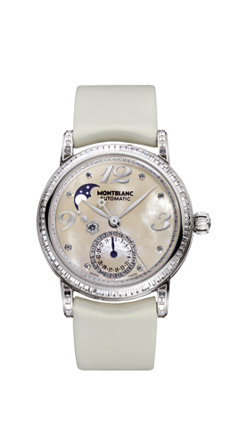 часы Montblanc Star Lady Moonphase Automatic Diamonds