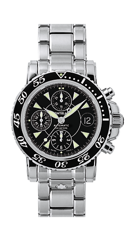 ���� Montblanc Sport Chronograph GMT Automatic