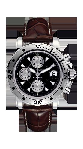 часы Montblanc Sport Chronograph GMT Automatic