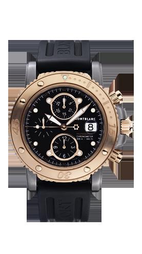 часы Montblanc Sport XXXL Chronograph