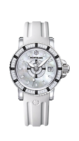 часы Montblanc Sport Mini Diamonds