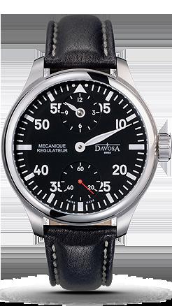 часы Davosa Pontus Pilot Regulateur