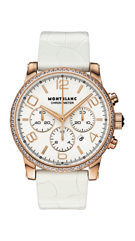 часы Montblanc Diamonds Chronograph Automatic