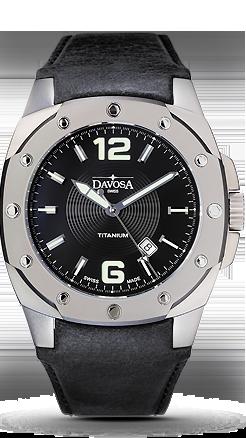 часы Davosa Titanium Automatic