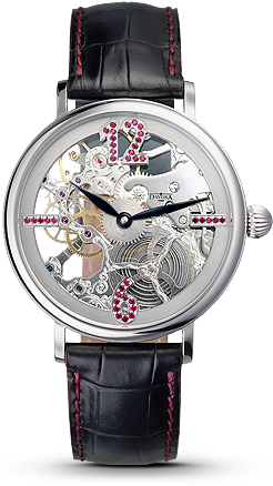 часы Davosa Lady In Red Manual Winding