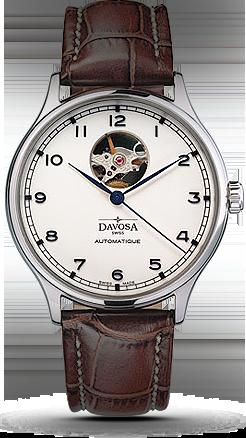 часы Davosa Classic Open Heart