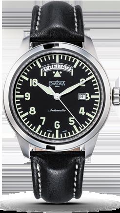 часы Davosa Simplex Day-Date Automatic