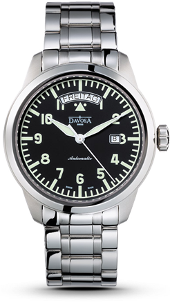 ���� Davosa Simplex Day-Date Automatic