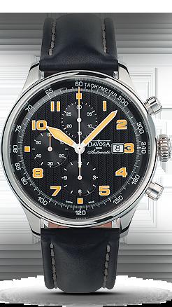часы Davosa Pares Sport Chronograph