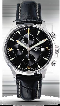 часы Davosa Vigo Chronograph