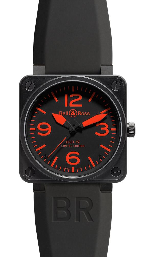 часы Bell & Ross Red