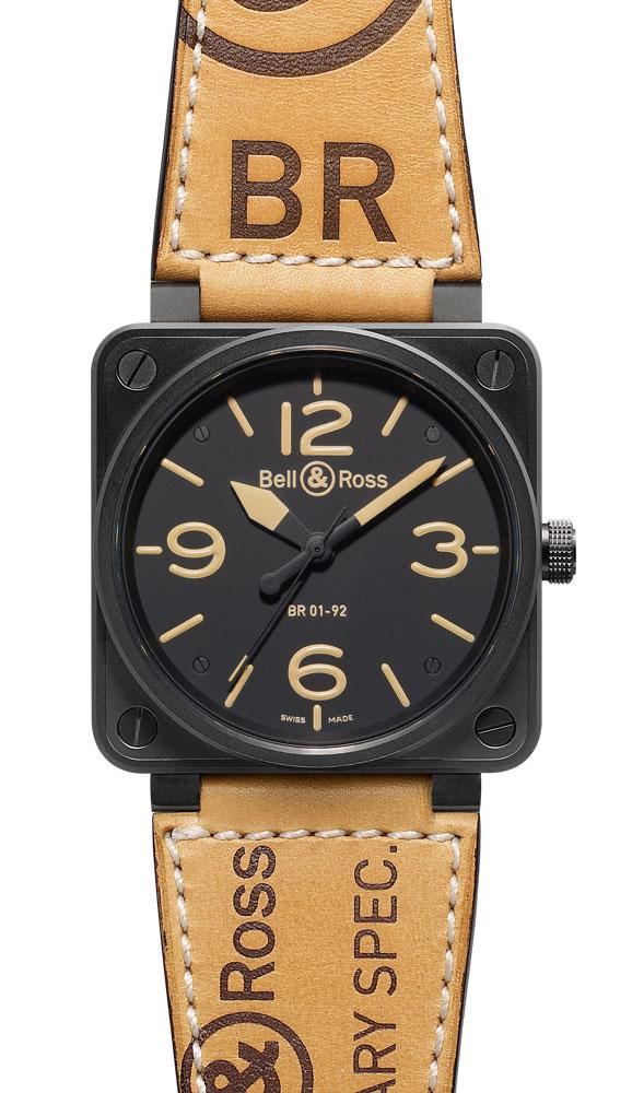 часы Bell & Ross Heritage