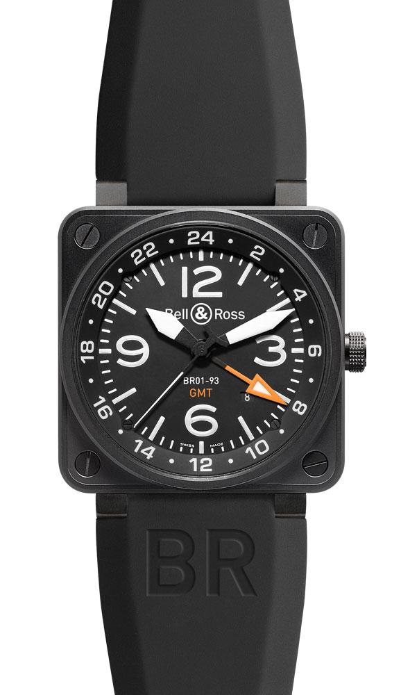 часы Bell & Ross GMT
