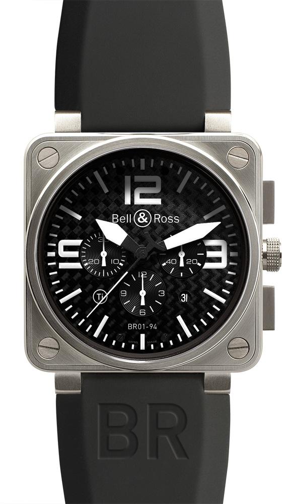 часы Bell & Ross Titanium