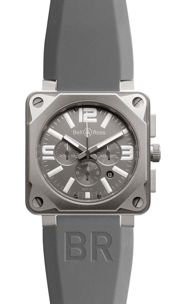 часы Bell & Ross Pro Titanium