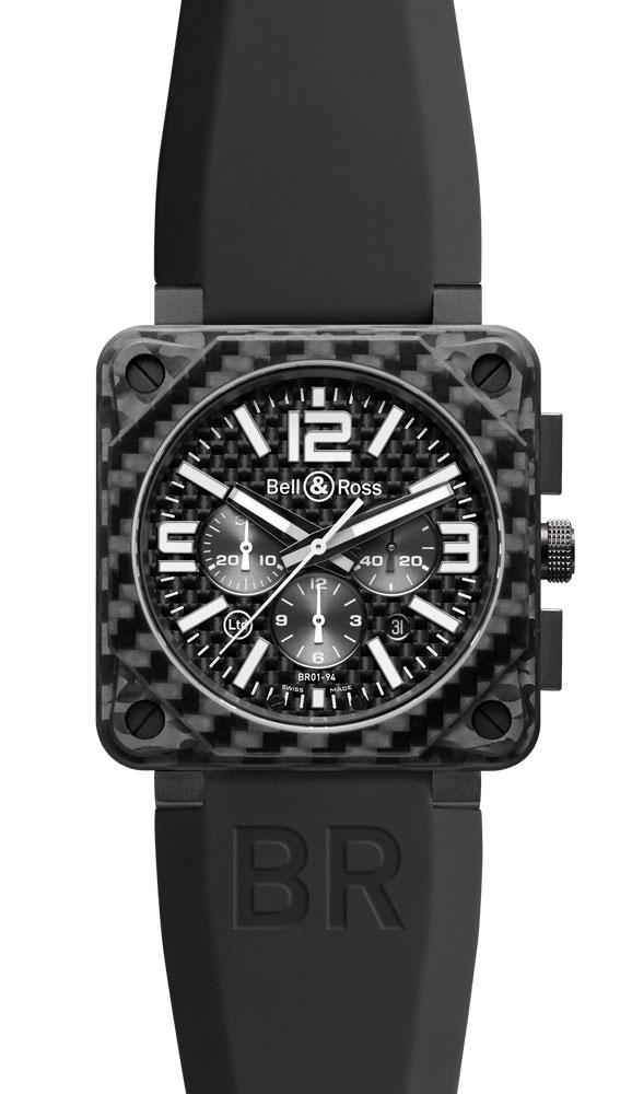 часы Bell & Ross Carbon Fiber