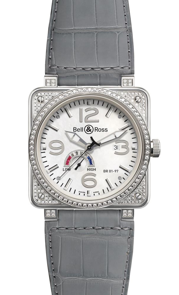 ���� Bell & Ross Full Diamond