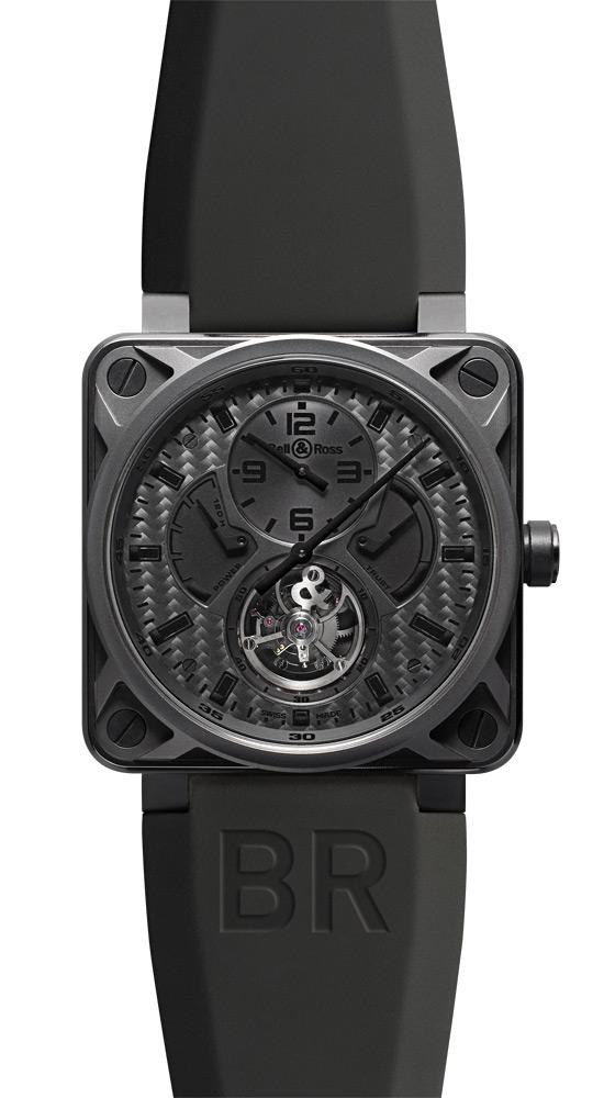часы Bell & Ross Tourbillon Phantom