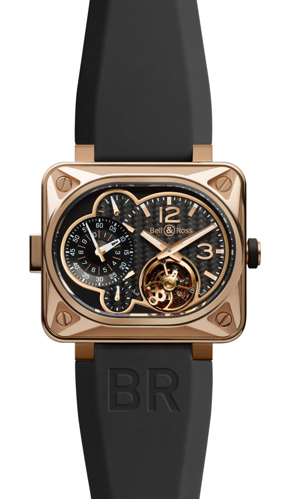 часы Bell & Ross Minuteur Tourbillon