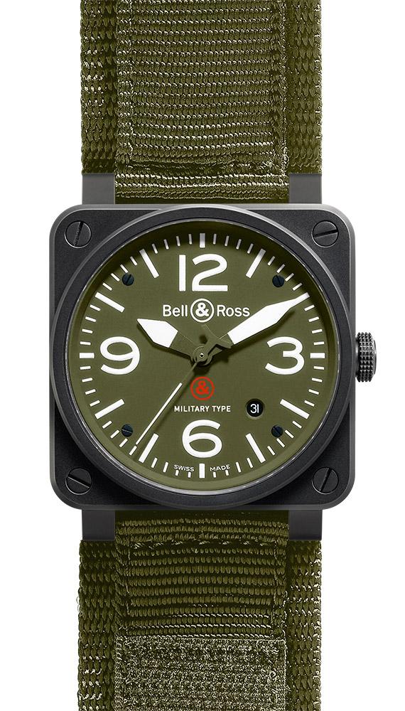 часы Bell & Ross Military