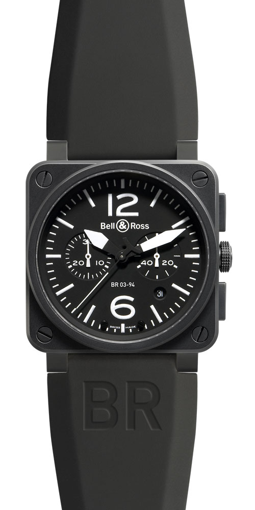 часы Bell & Ross Carbon