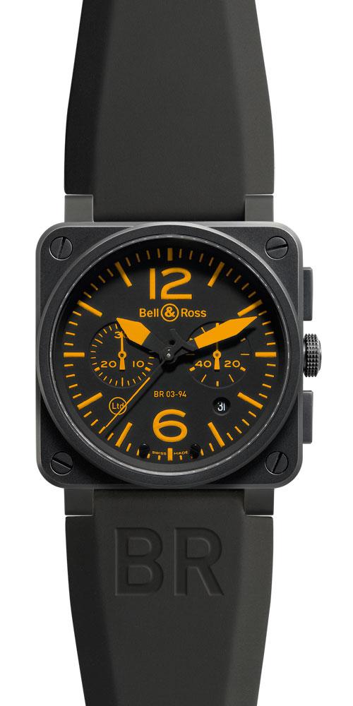 часы Bell & Ross Orange