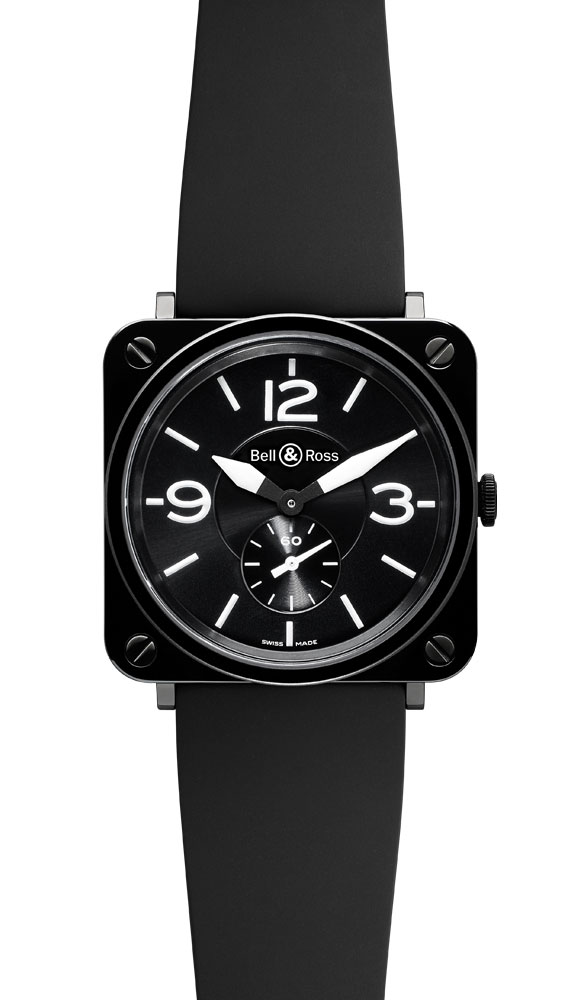 часы Bell & Ross Black Ceramic