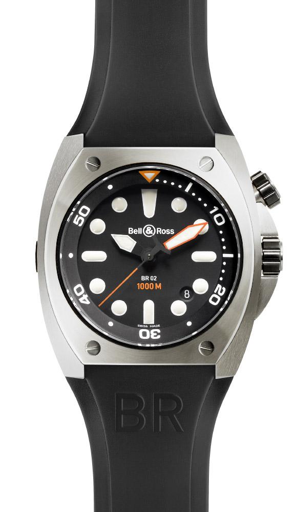 часы Bell & Ross Pro Dial Steel