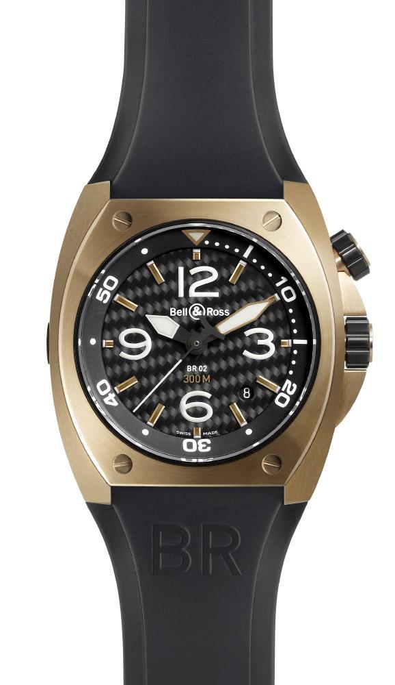часы Bell & Ross Pink Gold