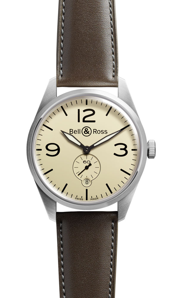 часы Bell & Ross Original Beige