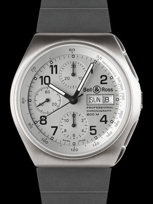 часы Bell & Ross Space 3 Titanium