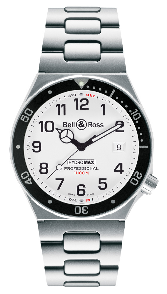 ���� Bell & Ross Hydromax 11100 M White