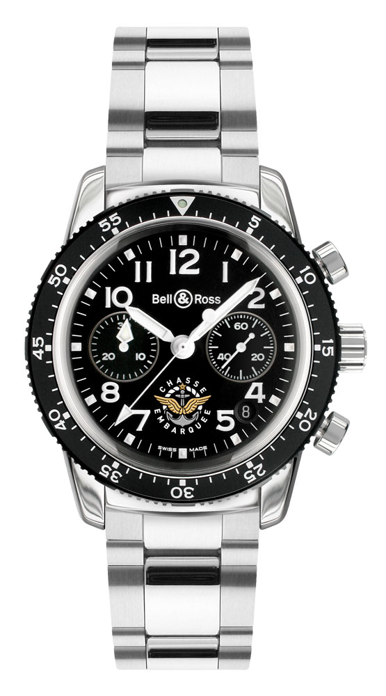 часы Bell & Ross Type Aeronavale Acrylic