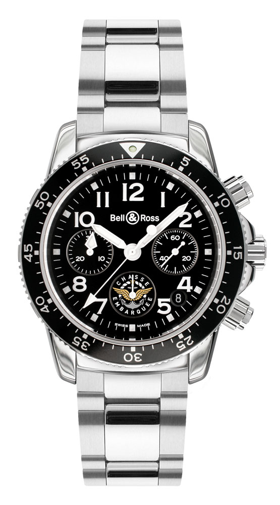 часы Bell & Ross Type Aeronavale Sapphire
