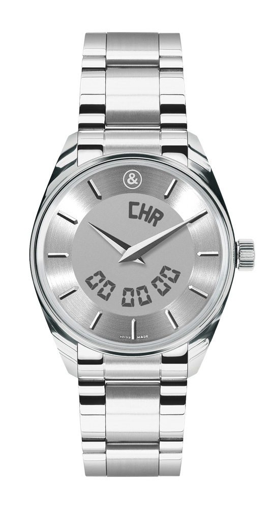 ���� Bell & Ross Function Index Silver