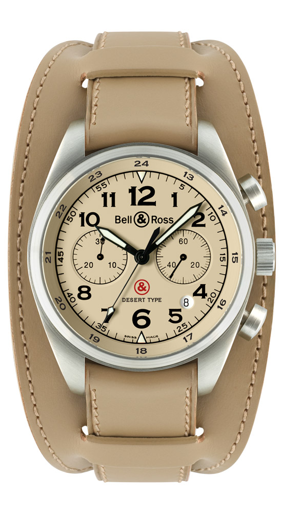 часы Bell & Ross Desert 126 XL