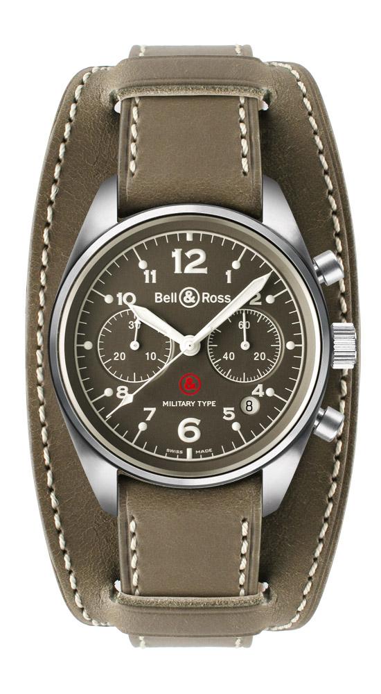 часы Bell & Ross Military 126