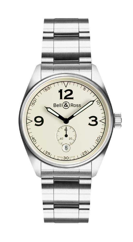 часы Bell & Ross Vintage 123 Beige