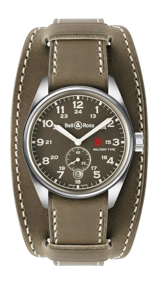 часы Bell & Ross Military 123