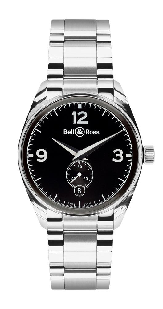 часы Bell & Ross Geneva 123 Black