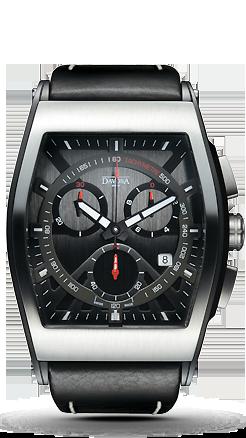 часы Davosa Triad Skeleton Chronograph
