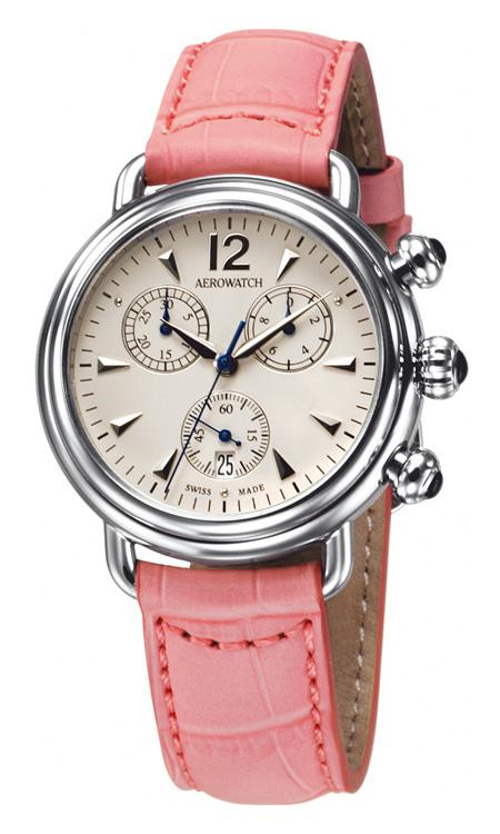 часы Aerowatch Lady Chronographe 1942