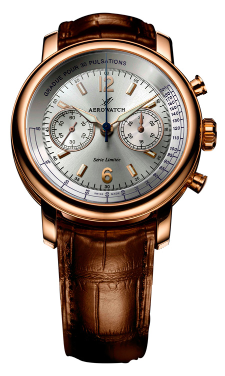 часы Aerowatch Renaissance Chronographe