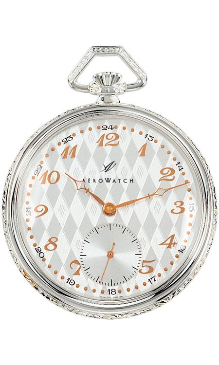 часы Aerowatch Silver 925 Classic