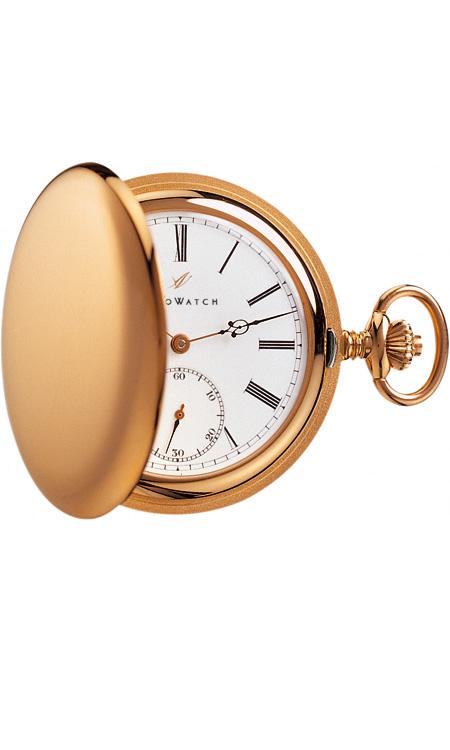 часы Aerowatch Savonnettes Gold