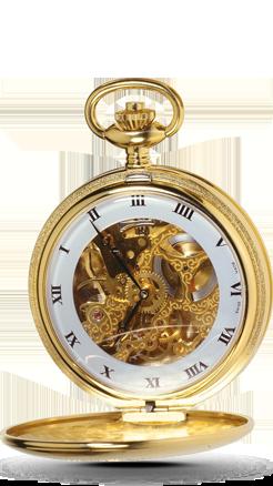 часы Davosa Double Savonette
