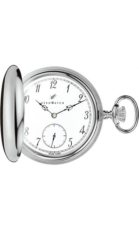 часы Aerowatch Savonnettes Silver 925 Classic